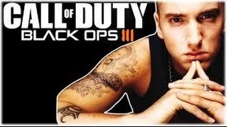 ★Eminem - BLACK OPS 3, 2, 1 rap - Get back up★