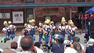 ダンシングチームKIRARA 「江井ヶ島海岸まつりⅦ」ながさわ明石江井島酒館  2018/04/22