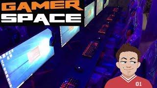 GGBR VLOG - Gamer Space na IS Computer