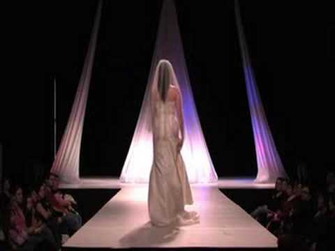 Hamilton Bridal Show - Geoffrey Chapman Models for Beau Mond