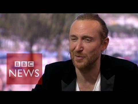 David Guetta: 'You can't fight progress, you should embrace it' BBC News