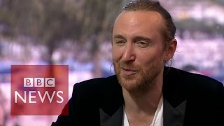 David Guetta: 'You can't fight progress, you should embrace it' BBC News