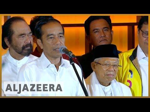 🇮🇩 Widodo Leads Indonesia Presidential Race: Unofficial Results | Al Jazeera English
