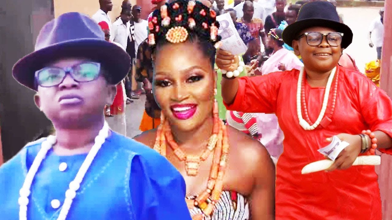 Download The only Sister and two billionaire brothers - Aki and paw paw latest Nigerian nollywood movie