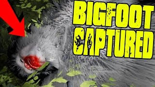Finding BigFoot - CAUGHT BIGFOOT, ALL SURVIVORS FOUND - (Finding BigFoot Gameplay)