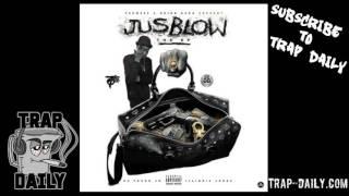 JusBlow - High [Prod. By Shell God & 808 Mafia]
