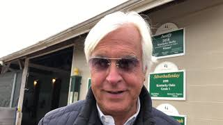 Breeders' Cup: Trainer Bob Baffert