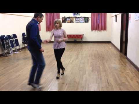 Niall Doorhy Dancer Irish Country Music Jive to Louise Morrissey