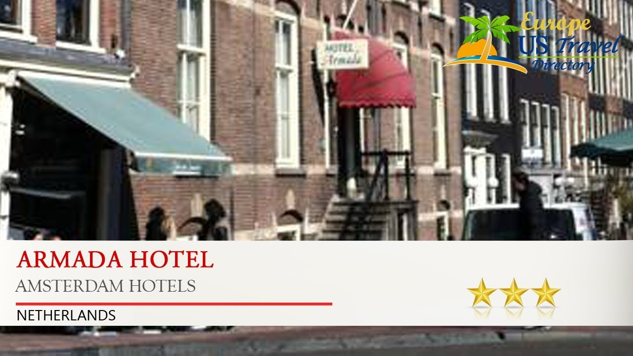 Armada hotel amsterdam hotels netherlands youtube