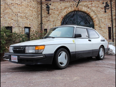 1984 Saab 900 Turbo W External Wastegate Review Revs And Accelerations