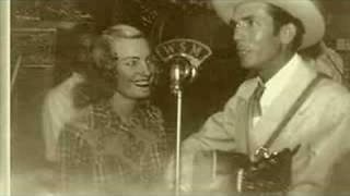 Hank Williams Sr. - Pins & Needles in my Heart