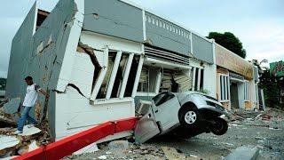 Powerful 6.2 EARTHQUAKE hits INDONESIA 3.15.15