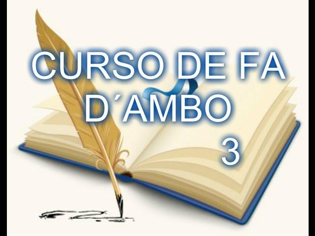 CURSO GRATIS DE FA D´AMBO 3. learn equatorial guinea language