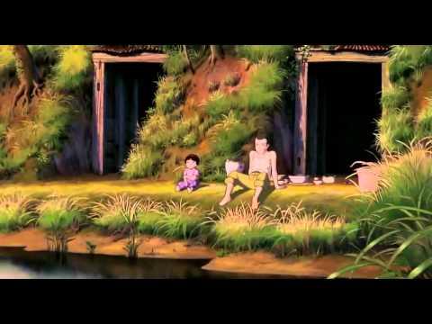 Ngôi mộ đom đóm Phim hoạt hình Nhật Bản
