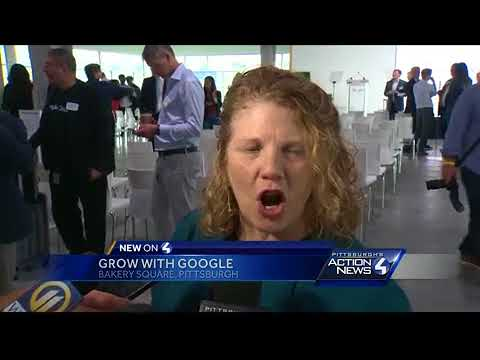 'Grow with Google' program unveiled in Pittsburgh