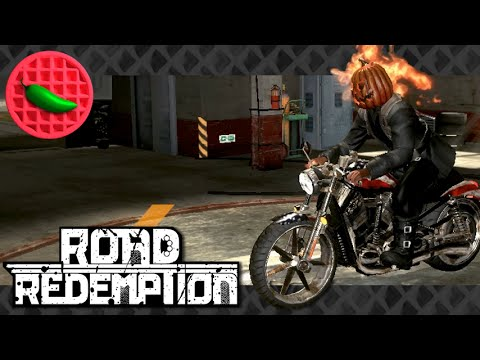 Cooperative Cycle Chaos! – Road Redemption (Local Co-op) (Early Access)