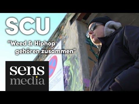 Cannabis & Rap - SCU im Interview   sens in.motion