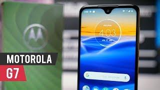 Motorola G7 utisci
