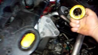 Контрактный двигатель Renault (Рено) 1.5 K9K 728(729) | Где купить? | Тест мотора