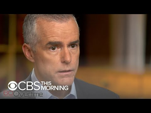 Steve Knoll - Jackass of the Week:  Disgraced Former FBI Director Andrew McCabe