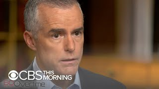 McCabe says Rosenstein wanted Comey's advice after firing