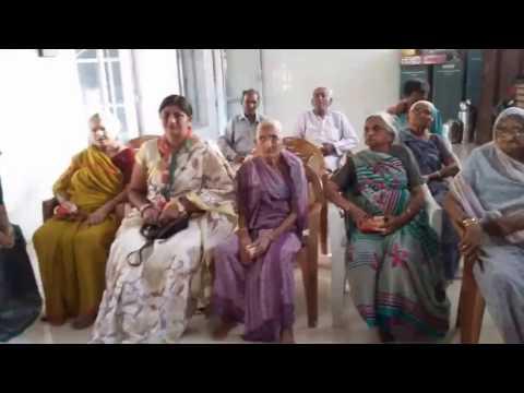 Gujarat Pradesh Mahila Congress Celebrates Soniya Gandhiji's Birthday.