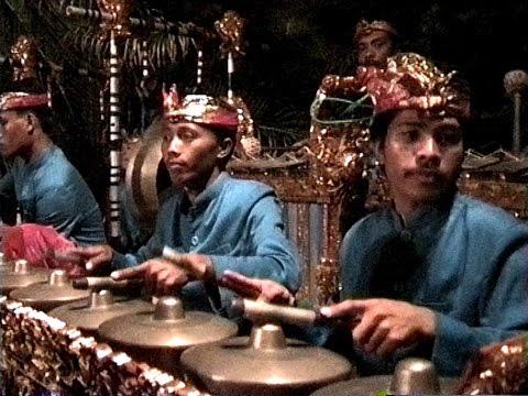Bali - Gamelan Orchester - Angklung Musik