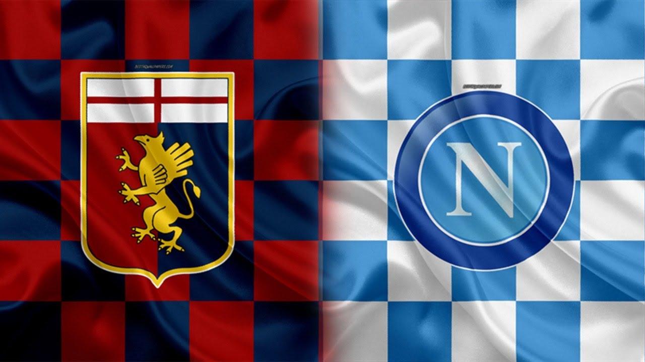 Genoa vs Napoli Live Stream Premier League Match, Predictions and Betting Tips