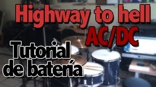 Highway to Hell - AC DC - Tutorial de batería
