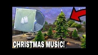 *NEW* Fortnite CHRISTMAS Music Pack LEAKED! (2018) *NOVA* Música de Natal