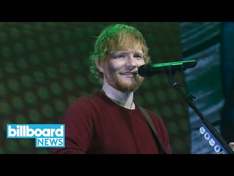 Ed Sheeran's 'No. 6 Collaborations' Pop-Up Shops to Take Place in U.S. | Billboard News Mp3
