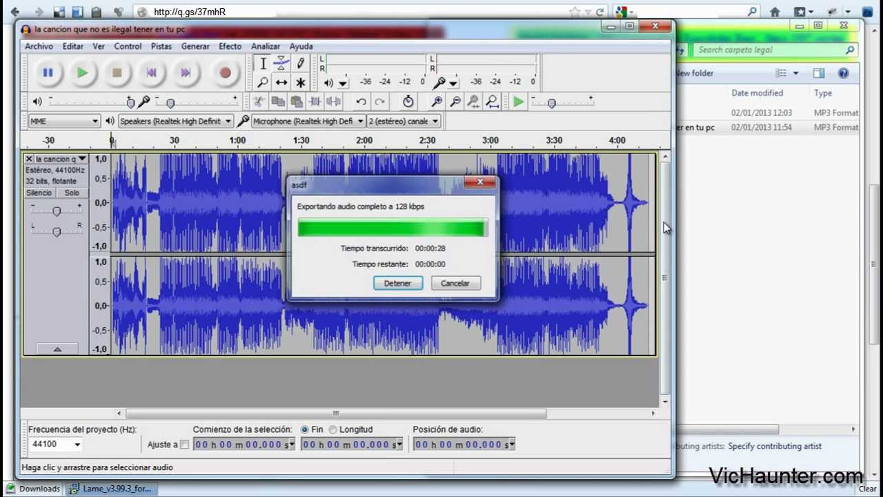 How to Use Audacity to Convert WAV to MP3