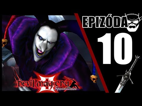[ BOSS REPETE ! ] ⊳【 Devil May Cry 3 】 / 1080p 60fps / CZ/SK Lets Play / # 10 thumbnail