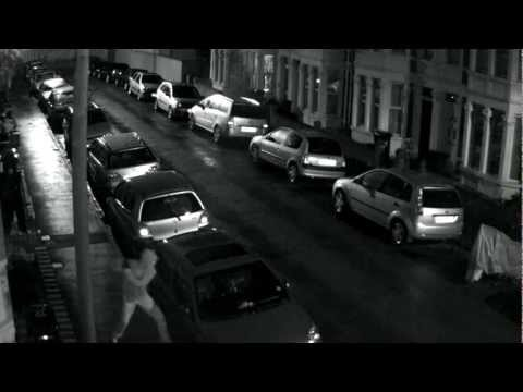 Fishponds, Bristol, BS16: CCTV Captures Youth Vandalising A Car
