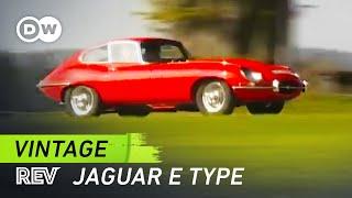 vintage! Jaguar E-Type | drive it