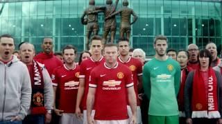 Glory, glory Man United! [Chevrolet Shirt Revealed]