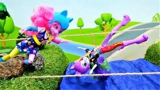 Видео для девочек - Соревнование Эквестрия Герлз - Видео про кукол