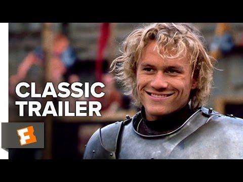 A Knight's Tale (2001) Official Trailer 1 - Heath Ledger Movie