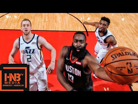Houston Rockets vs Utah Jazz Full Game Highlights | 10.24.2018, NBA Season
