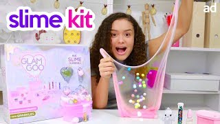 Slime Fashion GLAM GOO DELUXE PACK GlamGoo Giveaway