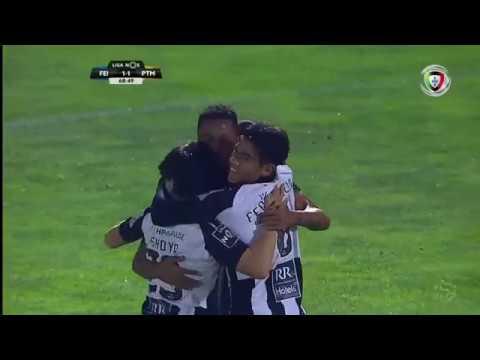 Resumo do Feirense 1-3 Portimonense (Liga 23ªJ)
