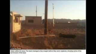 area 51 bbc film crew was held at gunpoint 2012