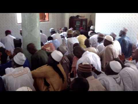 NEMA NEZIR GAMBIA JUMMAH PRAYER