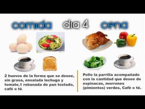 dieta scardale vegetariana completa