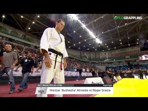 Roger Gracie Vs Buchecha - 2017 Gracie Pro Jiu-Jitsu
