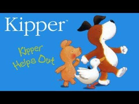 Kipper: Kipper Helps Out