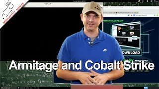Armitage and Cobalt Strike - Metasploit Minute