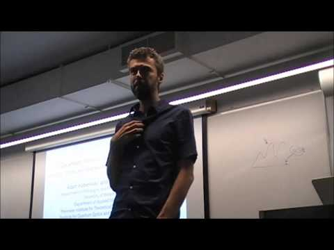 Markus Müller: Quantum theory as a principle theory