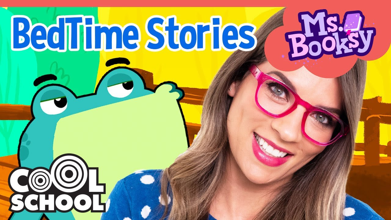 Ms. Booksy Bedtime Stories for Kids! | 👸 🐸Princess and the FROG Part 3!!