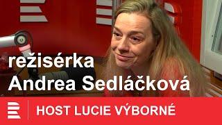 Andrea Sedláčková o filmu Konspirace 89: Nechtěla jsem, aby film stál na nějaké straně